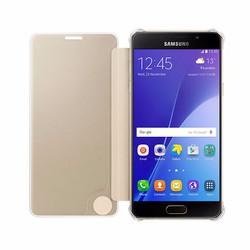 Bao da Clear View Cover Samsung Galaxy A9 chính hãng
