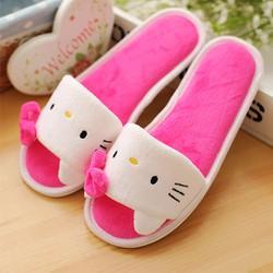 Dép bông Hello Kitty