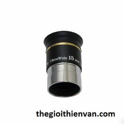 Thị kính trường siêu rộng Celestron UltraWide 15mm 66 độ