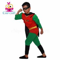 Áo phồng siêu anh hùng