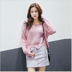 Áo len dệt kim phong cách hàn Quốc AL010 - Hàng nhập