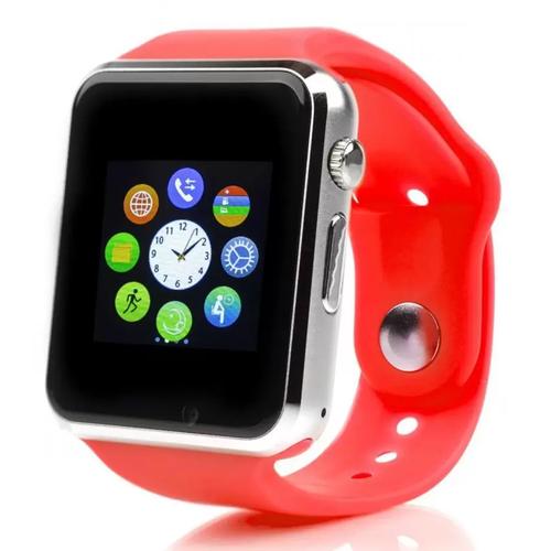 Đồng hồ thông minh Smart Watch A1 gắn sim độc lập Đỏ Mới - 4082872 , 4238823 , 15_4238823 , 580000 , Dong-ho-thong-minh-Smart-Watch-A1-gan-sim-doc-lap-Do-Moi-15_4238823 , sendo.vn , Đồng hồ thông minh Smart Watch A1 gắn sim độc lập Đỏ Mới