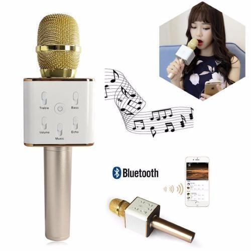 Micro karaoke Q7U 3 trong 1 7