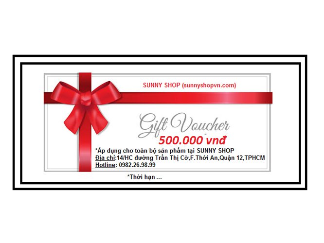 Phiếu quà tặng 200k 3