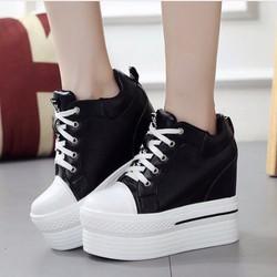 Giày bánh mì đế độn cá tính BM029D