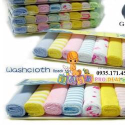 Set 16 khăn sữa Gerber