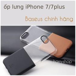Ốp lưng iphone 7 chính hãng Baseus half case độc đáo