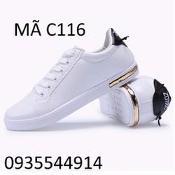 Giày thể thao nam cá tính C116
