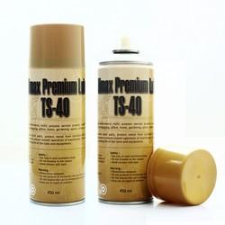 Chai xịt vệ sinh sên TS - 40 450ml cho xe sên trần