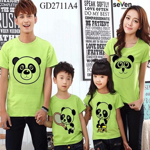 Áo gia đình gấu yêu - 4083782 , 4251610 , 15_4251610 , 300000 , Ao-gia-dinh-gau-yeu-15_4251610 , sendo.vn , Áo gia đình gấu yêu