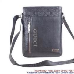 Túi đeo da cao cấo mềm đựng ipad hiệu gc hàng cao cấp TDMB41