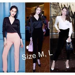 Set quần áo tay dài Linh Chi