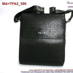 Túi đeo ipad màu đen sang trọng cá tính TPA2
