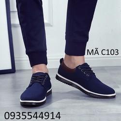 Giày thể thao nam cá tính C103