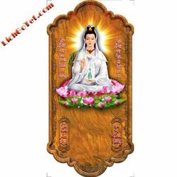 Lịch Gỗ Phật Giáo Quan Âm Bồ Tát