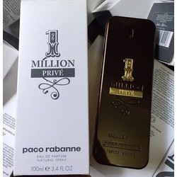 Nước hoa nam Tester PACO RABANNE One Million Privé EDP 100ml - NH319