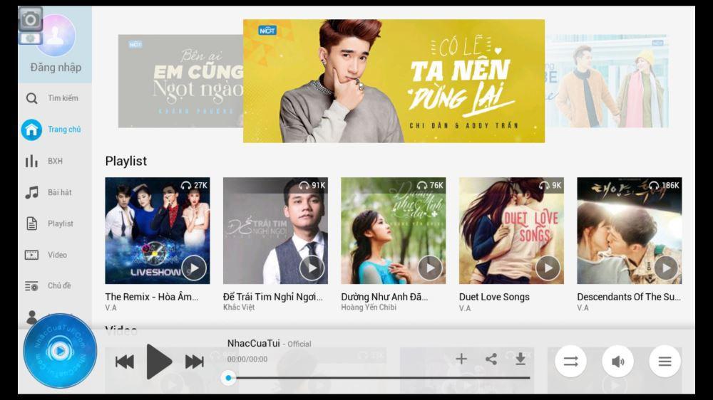Android box RAM 2G hệ điều hành mới và Bàn Phím Kiêm Chuột Wireless 9