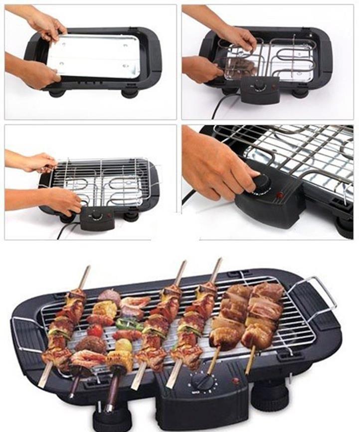 Bếp nướng điện không khói Electric 4