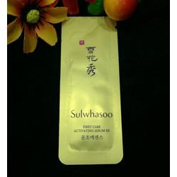 Tinh chất dưỡng da SULWHASOO First Care Activating Serum Ex