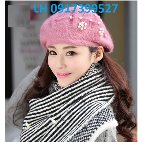 mũ bere mũ len nữ lông thỏ Hàn Quốc mới K79RV23 - 4083660 , 4250113 , 15_4250113 , 338000 , mu-bere-mu-len-nu-long-tho-Han-Quoc-moi-K79RV23-15_4250113 , sendo.vn , mũ bere mũ len nữ lông thỏ Hàn Quốc mới K79RV23