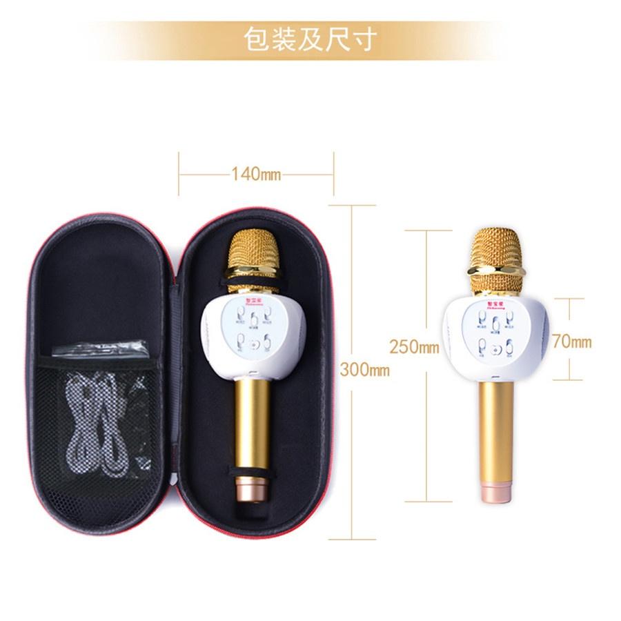 Micro Karaoke Buetooth Cao Cấp ZBX-66 12
