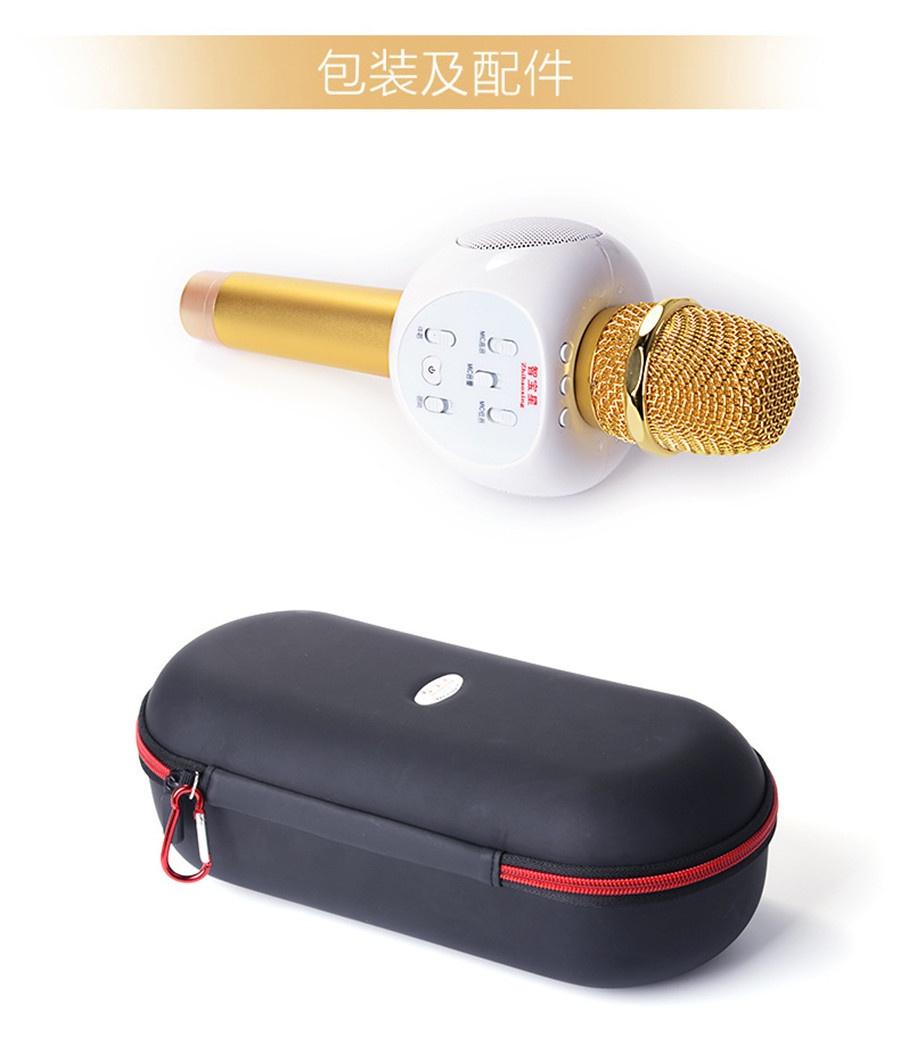 Micro Karaoke Buetooth Cao Cấp ZBX-66 11