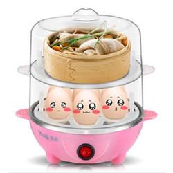 Máy hấp trứng, hấp thức ăn đa năng 2 tầng