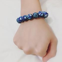 Vòng tay đất sét Nhật handmade