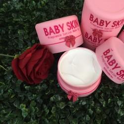 Kem dưỡng trắng siêu thấm body Baby SKin Loại 1