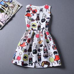 Đầm nữ in họa tiết thời trang