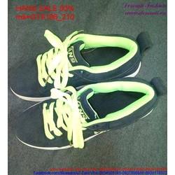 Giảm giá  giày thể thao nam cổ thấp trẻ trung GTA196