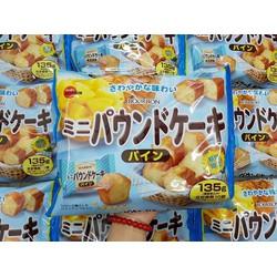 Bánh bông lan dứa Bourbon - hàng xách tay Nhật Bản