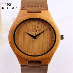 Đồng hồ nam vỏ gỗ Redear DSA520