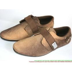 Giày xỏ nam thời trang phong cách sành điệu GX10