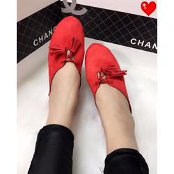 Giày lười tua rua - G01223