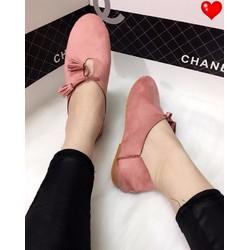 Giày lười tua rua - G01225