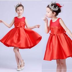 Đầm công chúa phi mờ xinh xắn cho bé