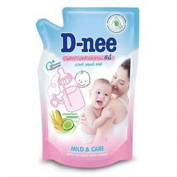 Nước rửa bình sữa Dnee túi 600ml