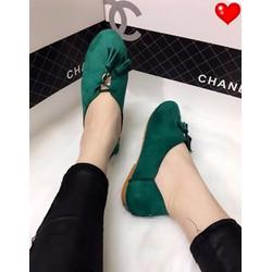 Giày lười tua rua - G01224