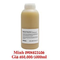 Dầu gội dành cho tóc khô và hư tổn NOUNOU   Davines 1000ml