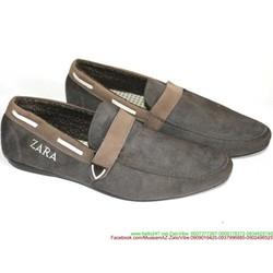 Giày xỏ nam phong cách thời trang sành điệu sang trọng GX11
