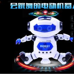 RoBot Không Gian nhảy múa theo nhạc