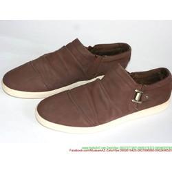 Giày xỏ nam phong cách thời trang sành điệu GX17