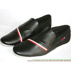 Giày xỏ da nam công sở phong cách sành điệu sang trọng GX12
