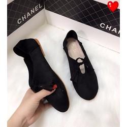Giày lười tua rua - G01226