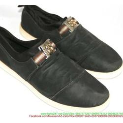 Giày xỏ nam tag sắt phong cách sành điệu GX19