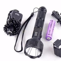 Đèn pin led siêu sáng Wasing WFL-403s loại đặc biệt mới nguyên hộp
