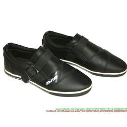 Giày da nam dạng xỏ phong cách sành điệu năng động GX27