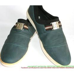 Giày xỏ nam tag sắt phong cách sành điệu năng động GX8