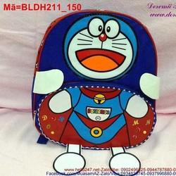 Ba lô cho bé hình nhân vật hoạt hình đáng yêu BLDH211